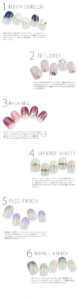 TREND NAIL COLLENTION S/S